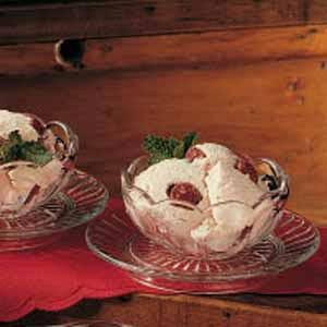 Cherry Bavarian Cream