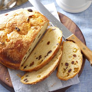 Apple Raisin Bread