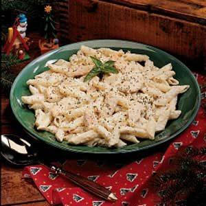 Turkey Pasta Supreme