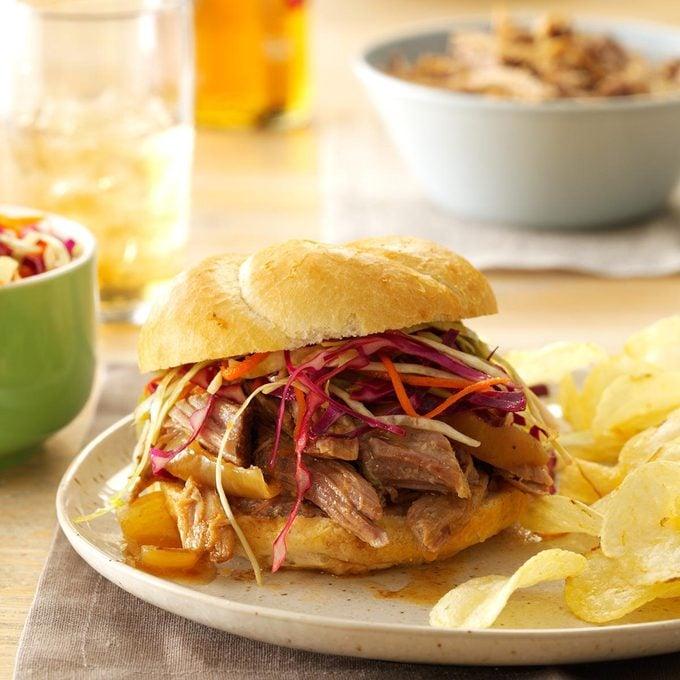Inspired by: Kansas City BBQ Pulled Pork