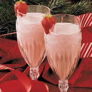 Fancy Berry Beverage