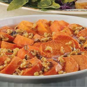 Orange Sweet Potatoes