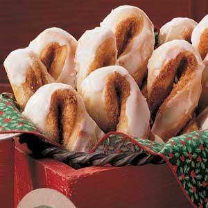Swedish Cinnamon Twists