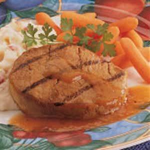 Honey-Lime Pork Chops