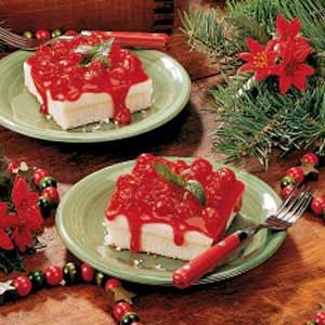 Cherry-Cheese Cake