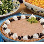 Frozen Chocolate Cream Pie