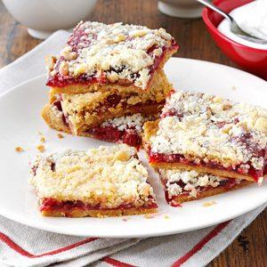 Cherry Crumb Dessert