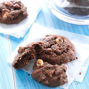 Sour Cream Chocolate Cookies