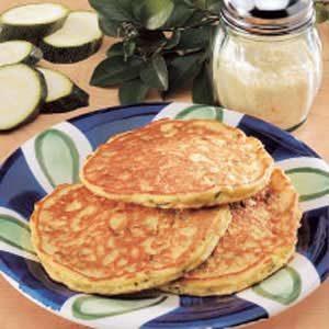 Contest-Winning Zucchini Pancakes