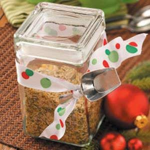 Chicken Rice Soup Mix