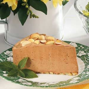 Almond Chocolate Torte