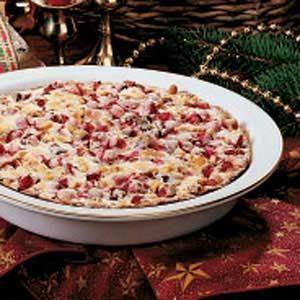 Easy Cranberry Nut Dessert