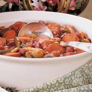 Hearty Bean Side Dish