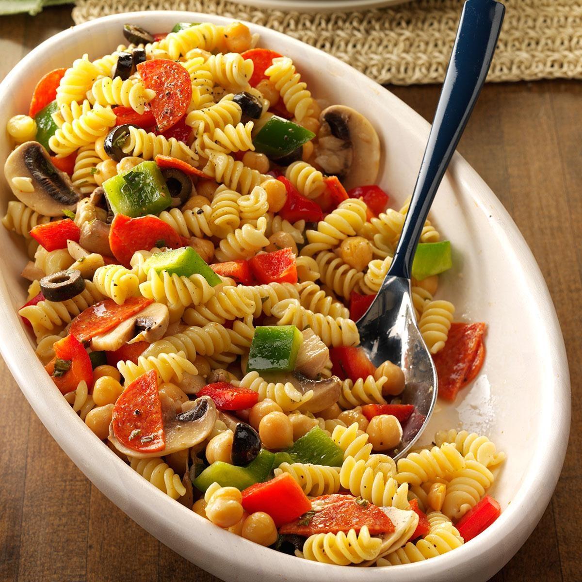 Vermont: Quick Antipasto Salad