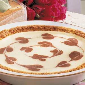 Chocolate Cheese Pie