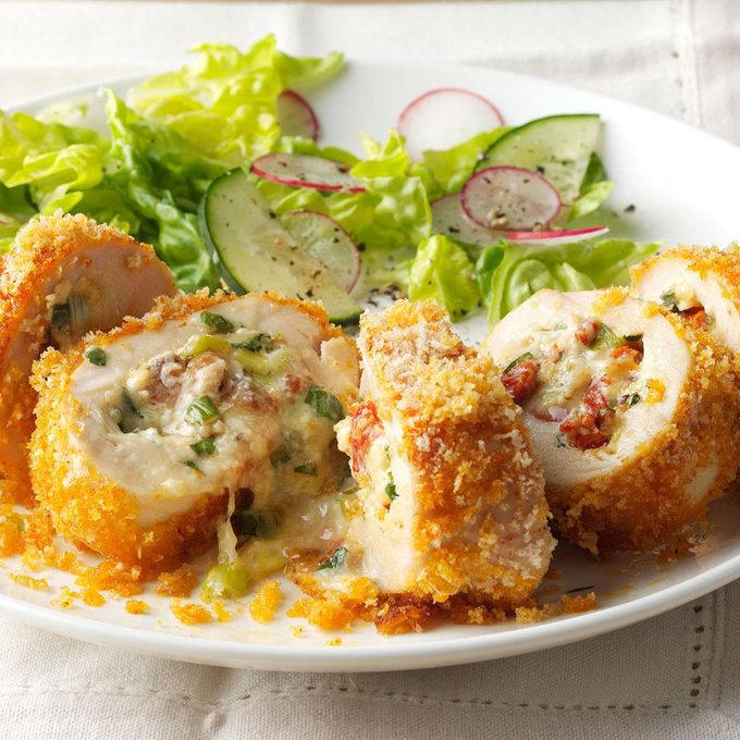 Fontina Rolled Chicken