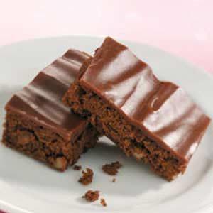 Chocolate Sauce Brownies