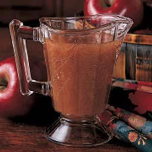 Apple Spice Syrup