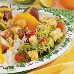 Dilly Salad Croutons