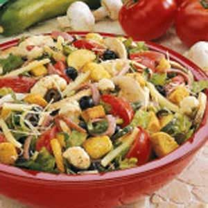 Antipasto Tossed Salad