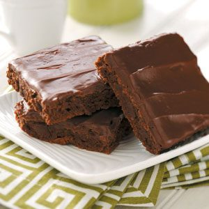 Rich Chocolate Brownies