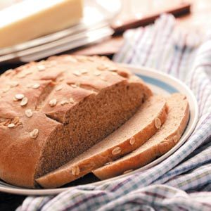 Colonial Oat Bread