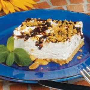 Creamy Peanut Dessert
