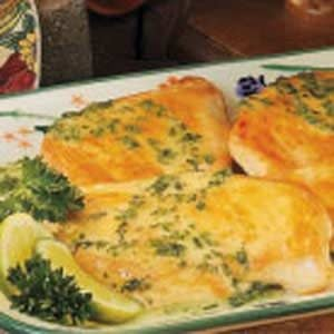 Chicken with Herb Sauce