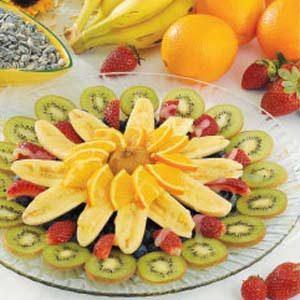 Fruit Salad Sunburst