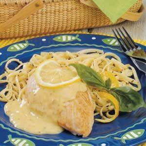 Chicken in Creamy Gravy