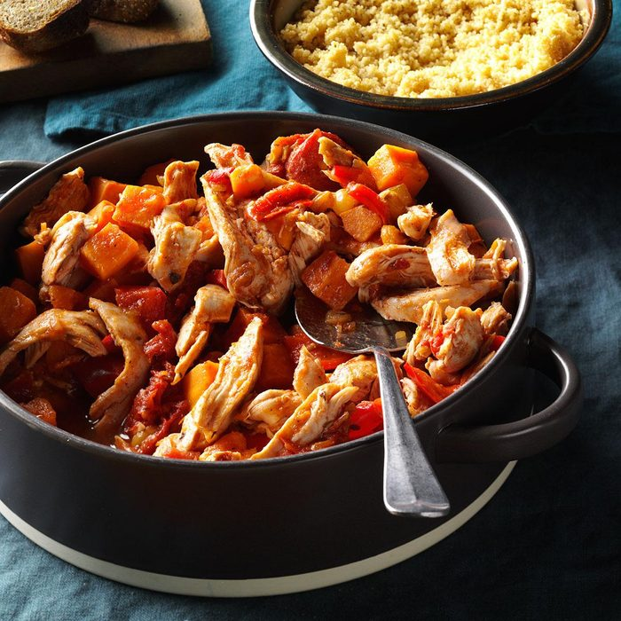 Harvesttime Chicken with Couscous