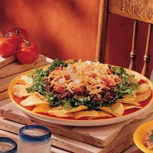Quick Taco Platter