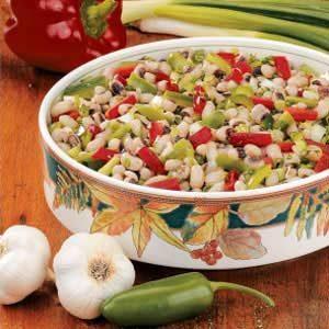 Potluck Black-Eyed Pea Salad