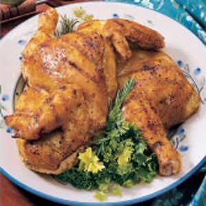 Zesty Chicken