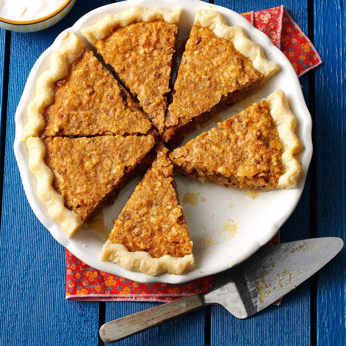 Coconut Pecan Pie