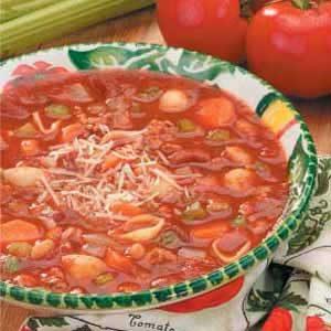 Peasant Pasta Stew