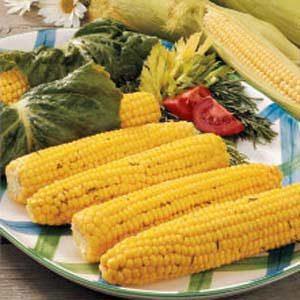 Romaine Roasted Corn