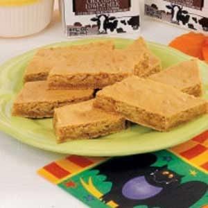 Blond Toffee Brownies