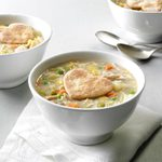 Chicken Potpie Soup