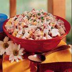 Ham 'n' Cheese Potato Salad