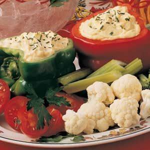 Festive Vegetable Dip