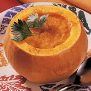 Maple Squash Soup