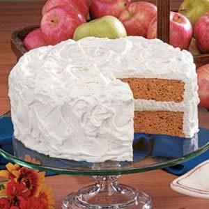Butternut Squash Layer Cake