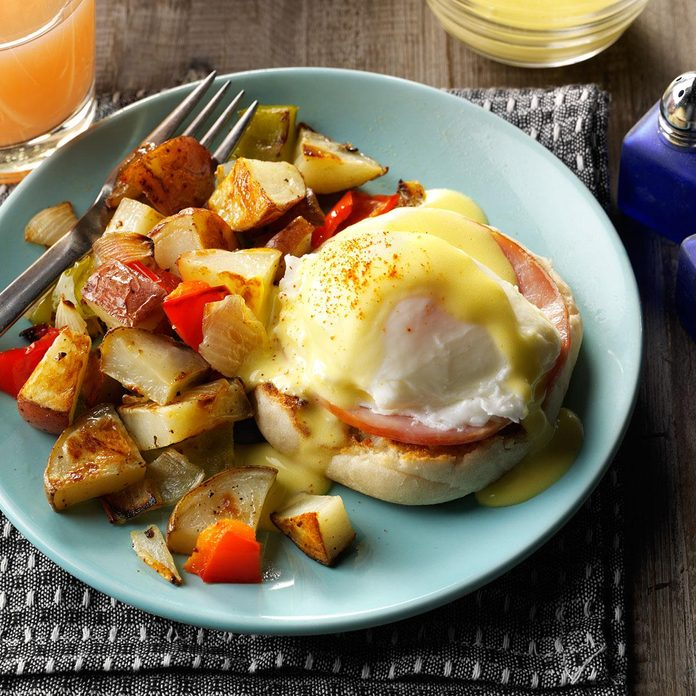Inspired by: Classic Eggs Benedict