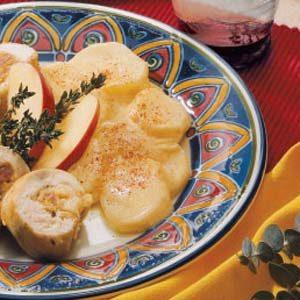 Fast Scalloped Potatoes