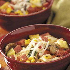 Ham 'n' Veggie Soup