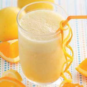 Lemon Orange Refresher