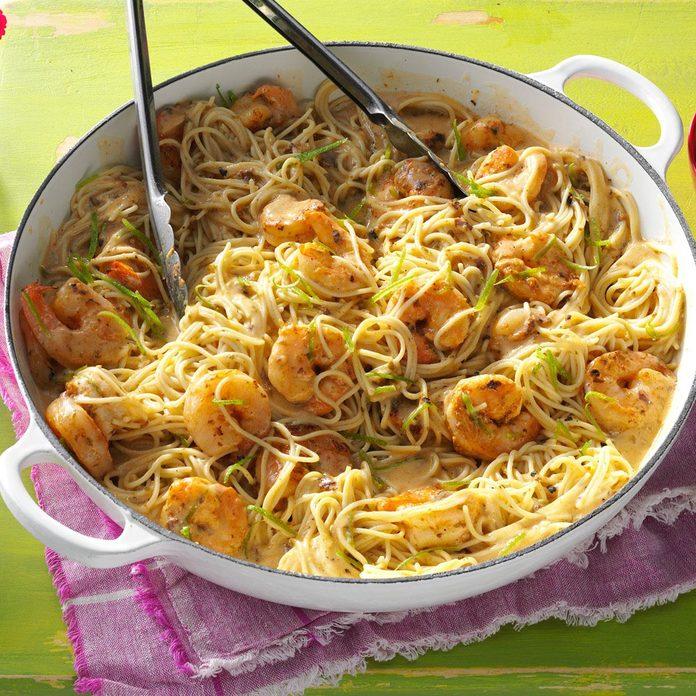 Thai Lime Shrimp & Noodles