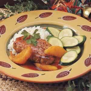 Sweet 'N' Sour Pork Chops