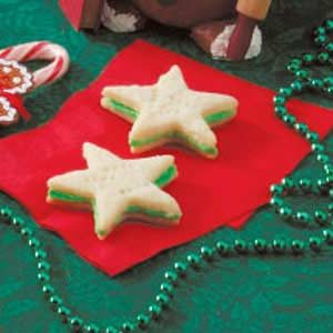Star Sandwich Cookies